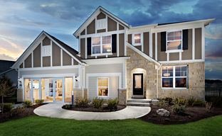Wood Hollow by Pulte Homes in Indianapolis Indiana