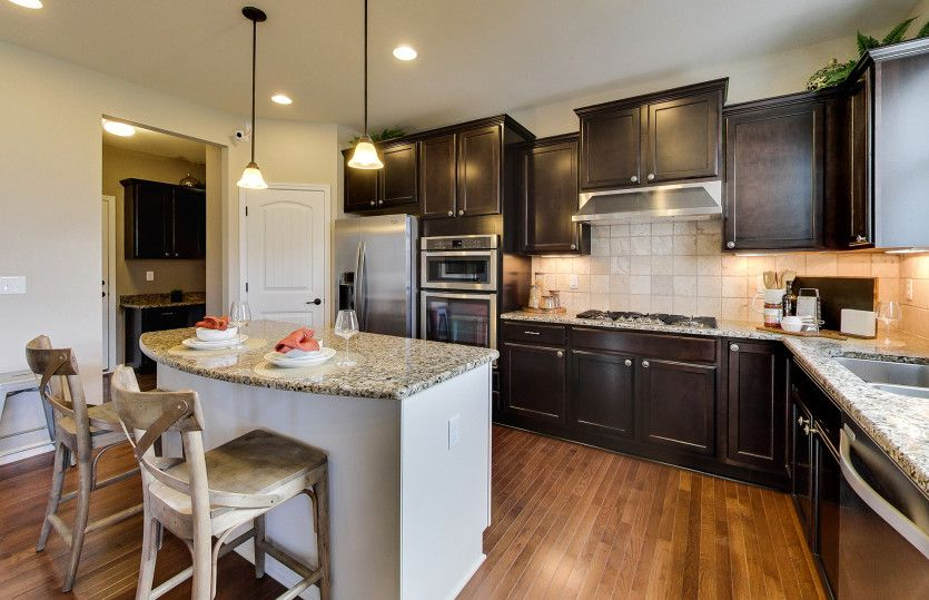 Kitchen-in-Newberry-at-The Fairways at Cardinal Club-in-Simpsonville