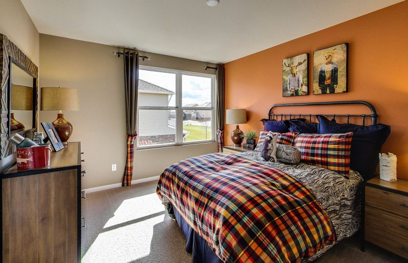 Bedroom featured in the Newberry By Pulte Homes in Louisville, KY