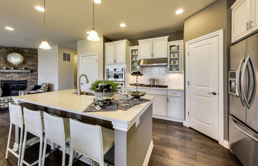 Kitchen featured in the Mercer By Pulte Homes in Louisville, KY