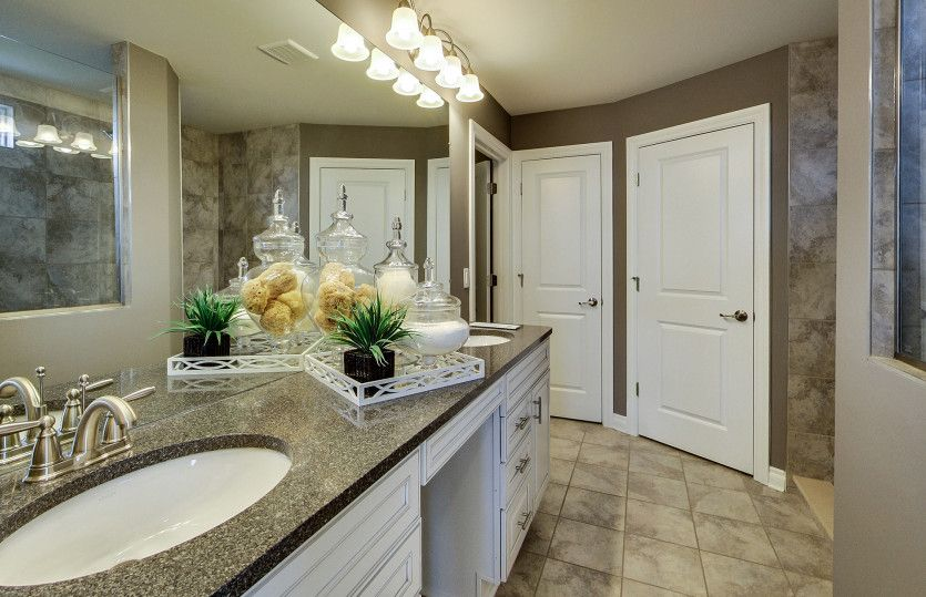 Bathroom featured in the Mercer By Pulte Homes in Louisville, KY