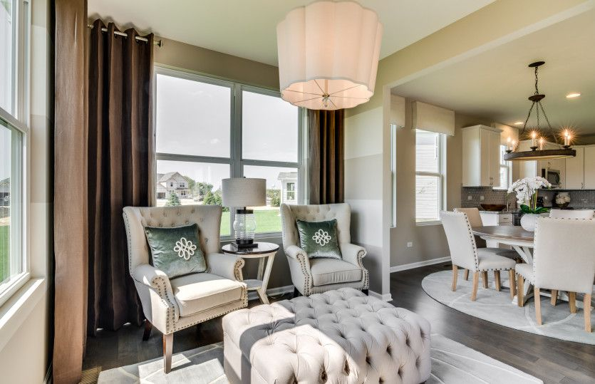 Living Area featured in the Abbeyville By Pulte Homes in Louisville, KY