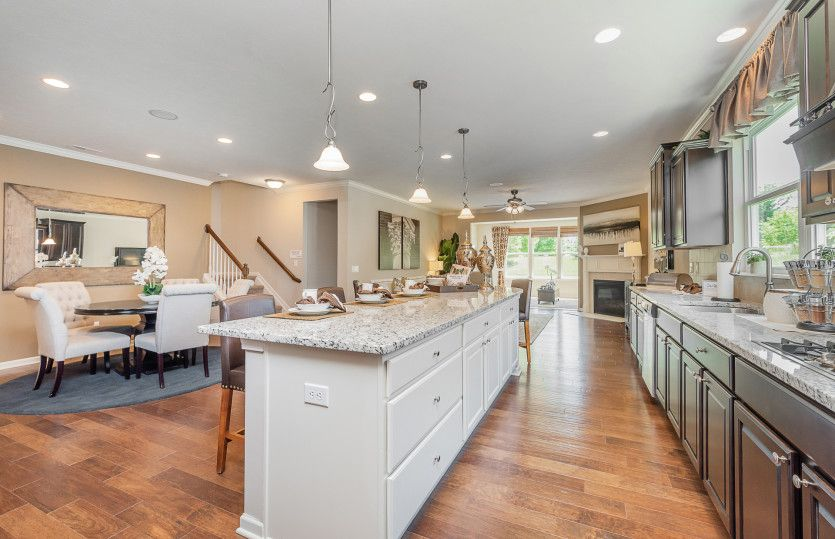 Kitchen featured in the Martin Ray By Pulte Homes in Louisville, KY