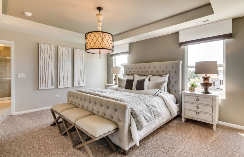Bedroom featured in the Continental By Pulte Homes in Indianapolis, IN