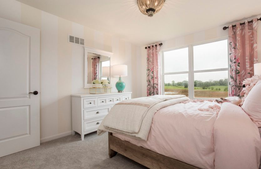 Bedroom featured in the Mercer By Pulte Homes in Louisville, KY