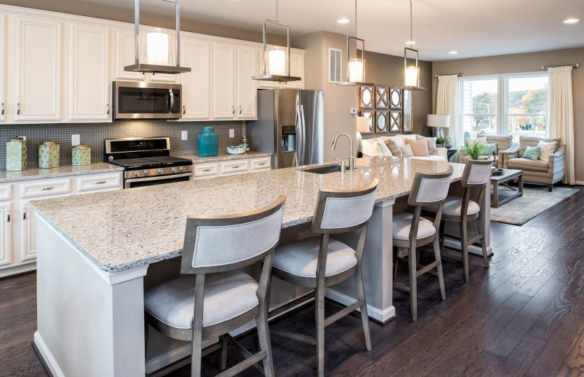 Kitchen-in-Parsons-at-Shipley Homestead Townhomes-in-Hanover