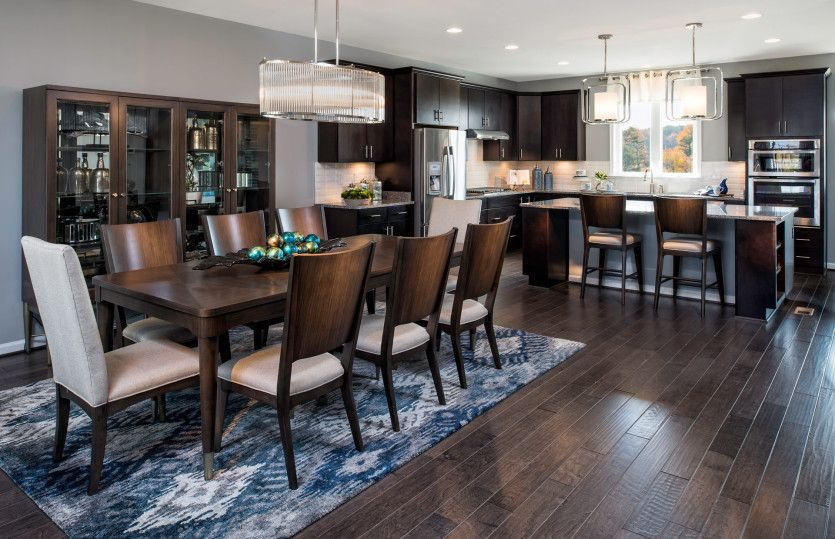 Kitchen-in-Surrey-at-Shipley Homestead Townhomes-in-Hanover