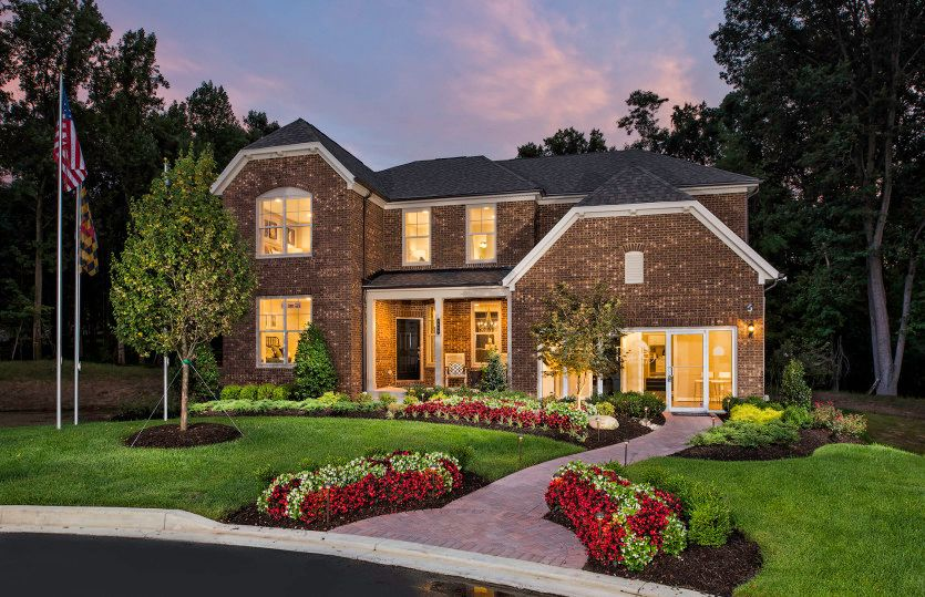 Castleton   The Estates At Patapsco Park: Ellicott City, Maryland   Pulte  Homes