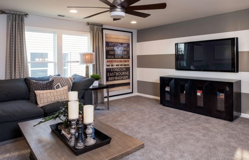 Media-Room-in-Burgundy-at-Courts of Clarksburg - Active Adult Community-in-Germantown