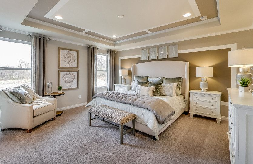 Bedroom featured in the Maple Valley By Pulte Homes in Detroit, MI