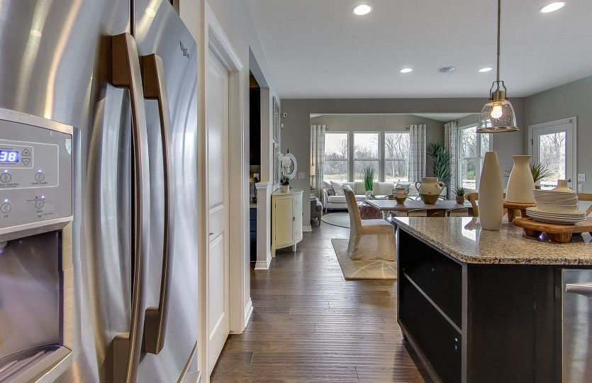 Kitchen featured in the Maple Valley By Pulte Homes in Detroit, MI