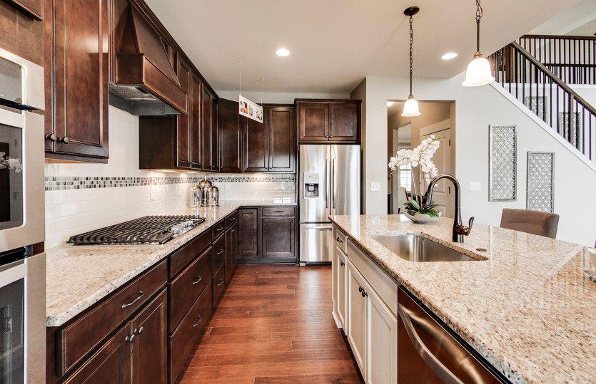 Kitchen-in-Woodside-at-Twin Beach-in-West Bloomfield