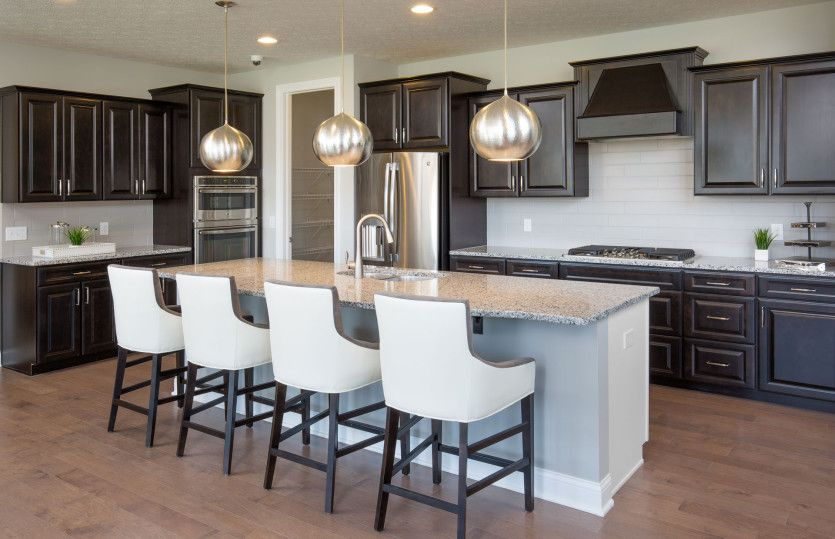 Kitchen featured in the Castleton By Pulte Homes in Ann Arbor, MI