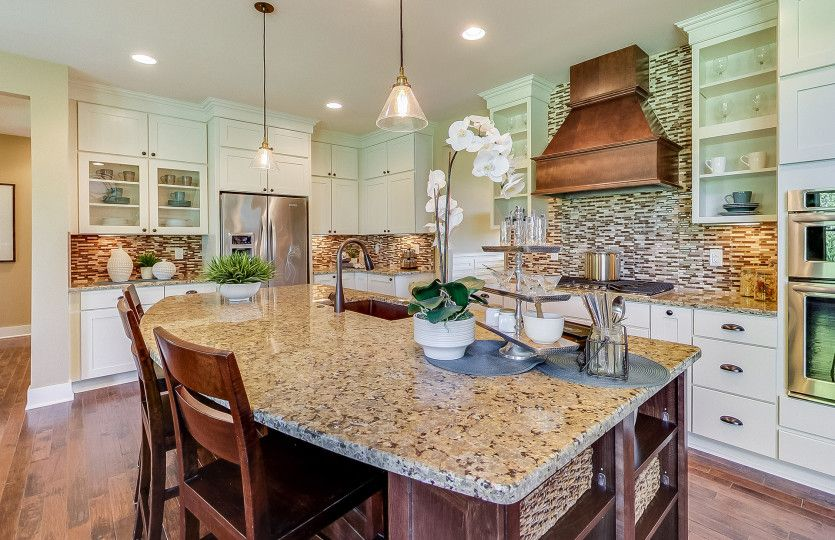 Kitchen featured in the Deer Valley By Pulte Homes in Detroit, MI