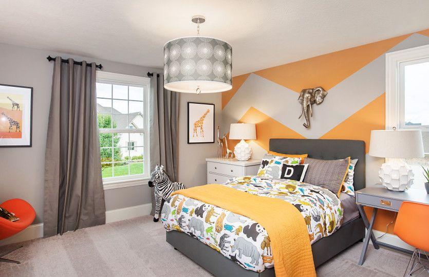 Bedroom featured in the Rockwall By Pulte Homes in Detroit, MI