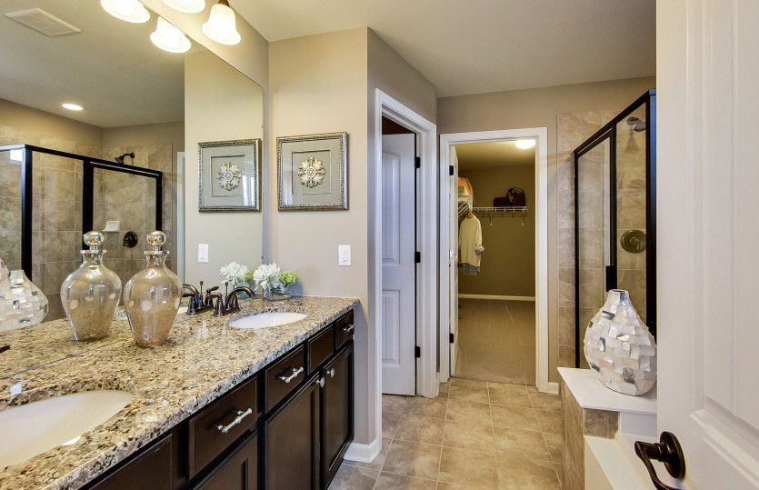 Bathroom featured in the Newberry By Pulte Homes in Ann Arbor, MI