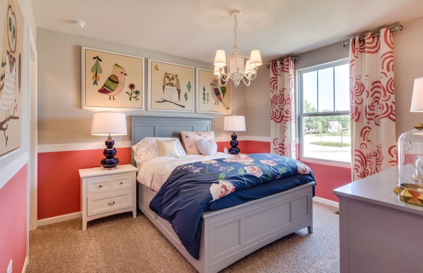 Bedroom featured in the Continental By Pulte Homes in Ann Arbor, MI