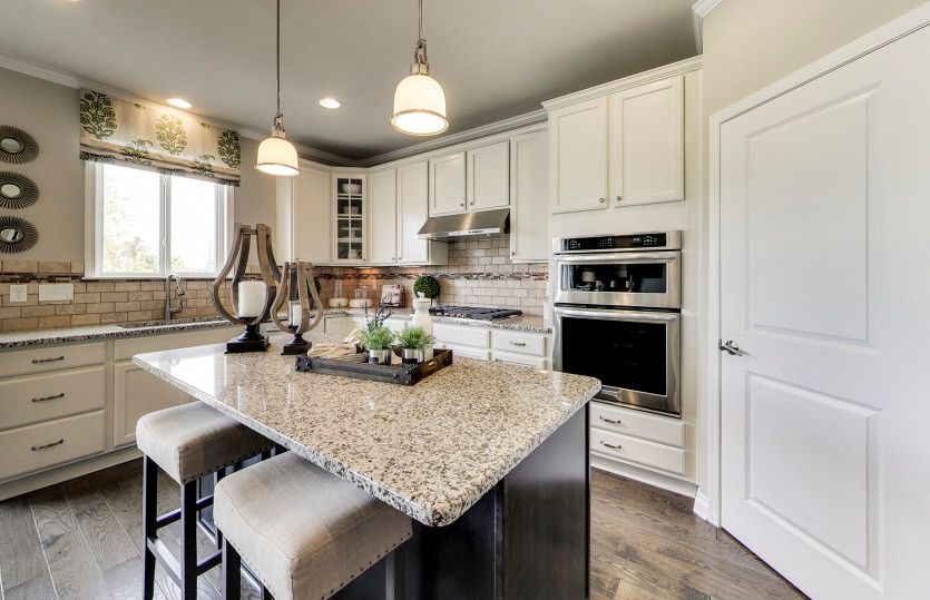 Kitchen featured in the Everett By Pulte Homes in Detroit, MI
