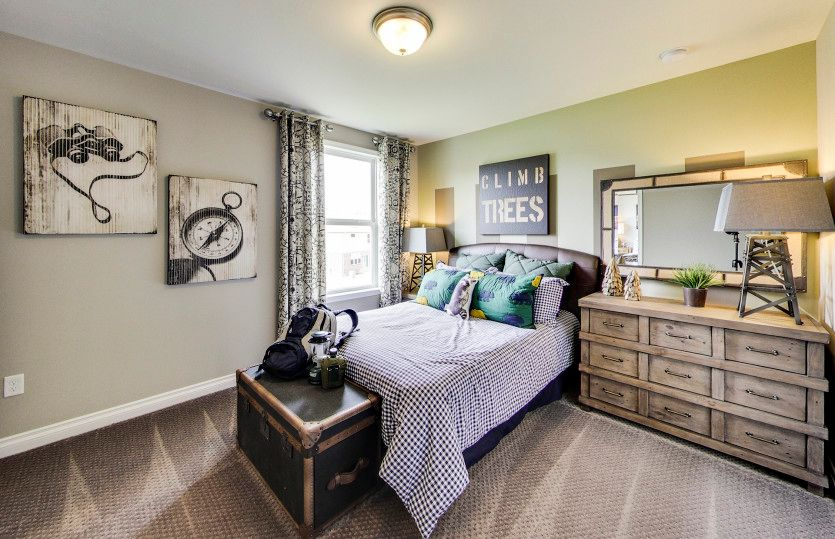Bedroom featured in the Everett By Pulte Homes in Detroit, MI