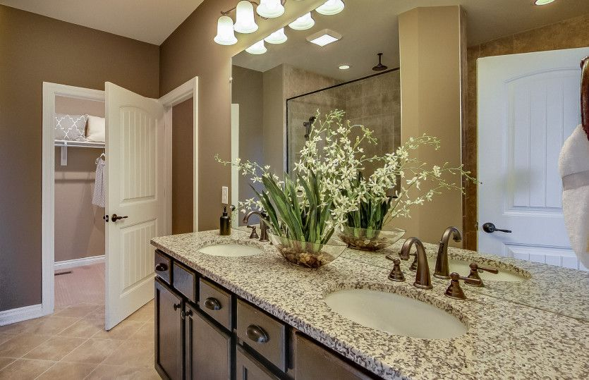 Bathroom featured in the Abbeyville By Pulte Homes in Detroit, MI