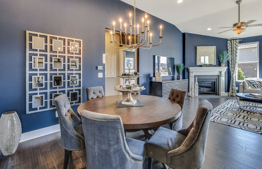 Kitchen featured in the Bayport with Basement By Pulte Homes in Detroit, MI
