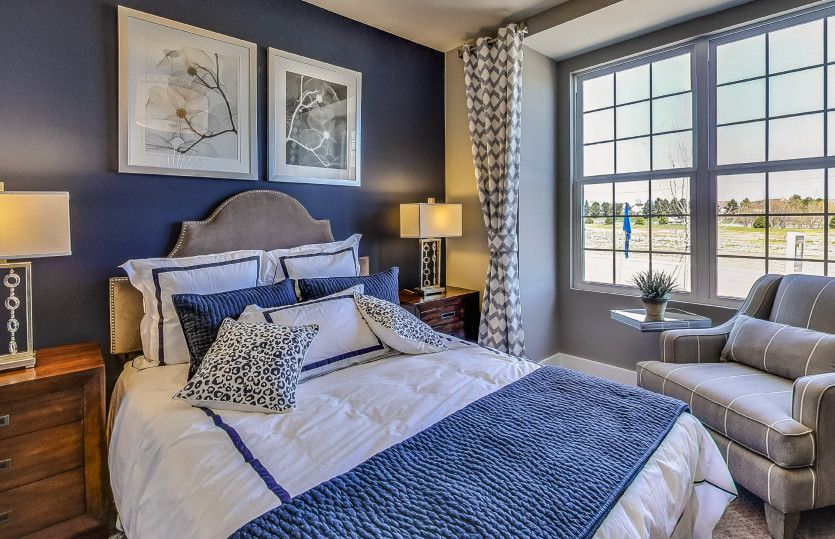 Bedroom featured in the Bayport By Pulte Homes in Detroit, MI