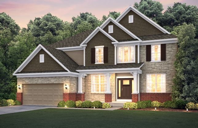 Woodside Home Exterior HR3S
