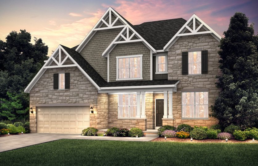 Willwood   Huntington Woods: Saline, Michigan   Pulte Homes