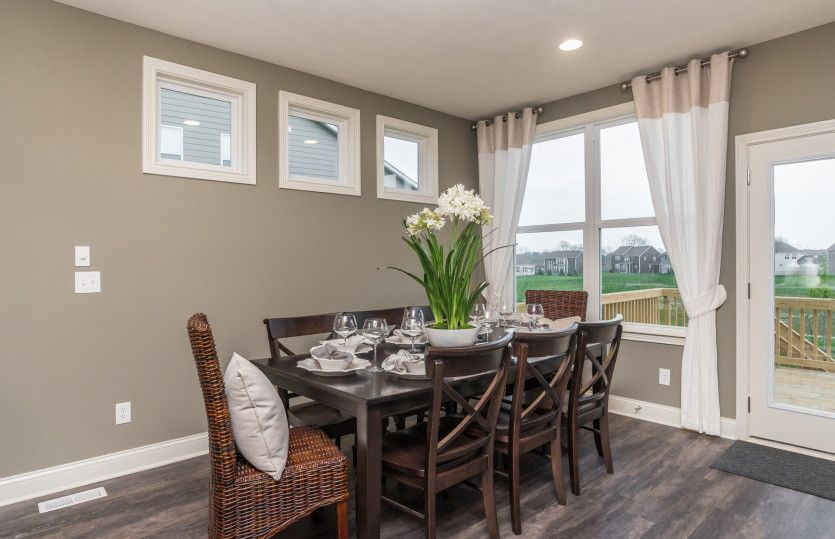 Living Area featured in the Allison By Pulte Homes in Ann Arbor, MI