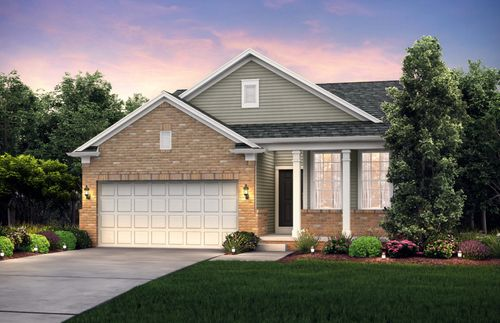 North Sky by Pulte Homes in Ann Arbor Michigan