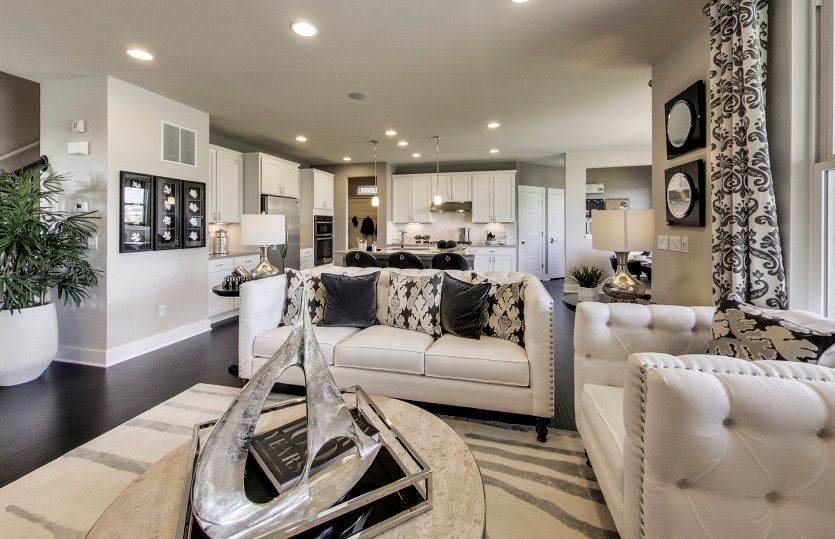 Living Area featured in the Boardwalk By Pulte Homes in Ann Arbor, MI