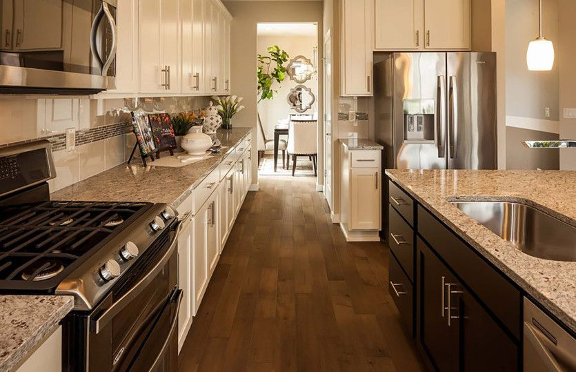 Kitchen featured in the Woodward By Pulte Homes in Ann Arbor, MI