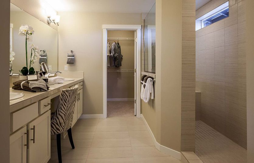 Bathroom featured in the Woodward By Pulte Homes in Ann Arbor, MI