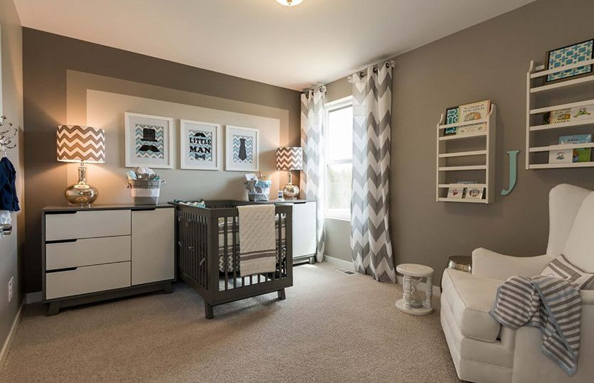 Bedroom featured in the Woodward By Pulte Homes in Ann Arbor, MI