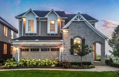29 Pulte Homes Communities In Northville Mi Newhomesource