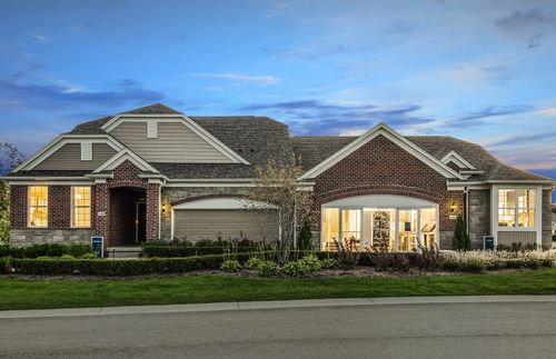 Villas at Inglewood Park by Pulte Homes in Ann Arbor Michigan