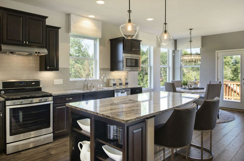 Kitchen-in-Abbeyville-at-Brooks Ridge- Encore Collection-in-Chaska
