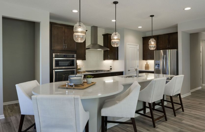 Kitchen-in-Ascend-at-Brooks Ridge- Encore Collection-in-Chaska