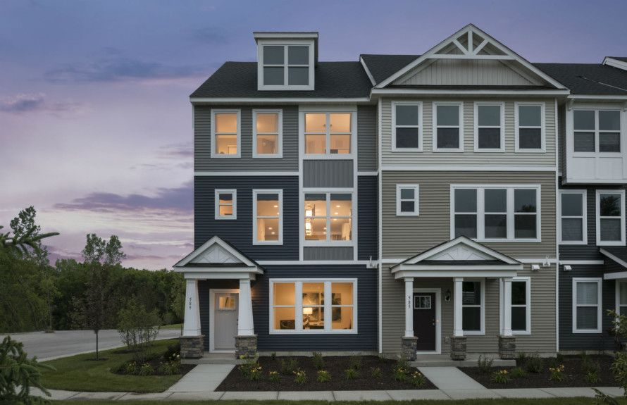 Brooks Ridge  Freedom Series By Pulte Homes In Minneapolis St. Paul  Minnesota