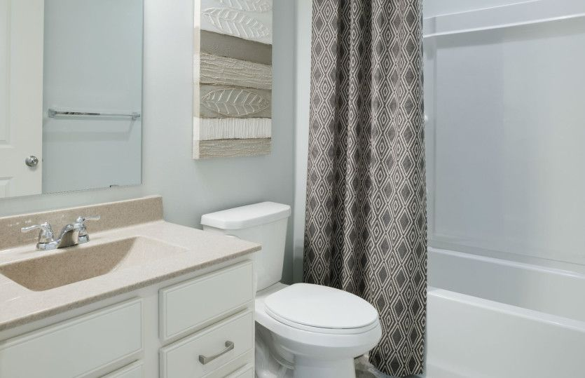 Bathroom-in-Castlerock-at-Camelot Nine - Encore Collection-in-Plymouth