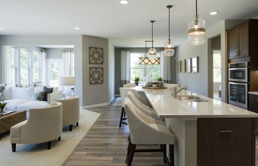 Kitchen-in-Ascend-at-Locke Pointe - Encore Collection-in-Fridley