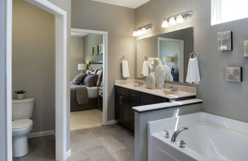 Bathroom featured in the Ascend By Pulte Homes in Minneapolis-St. Paul, MN