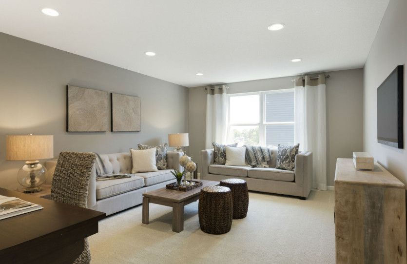 Living Area featured in the Ascend By Pulte Homes in Minneapolis-St. Paul, MN