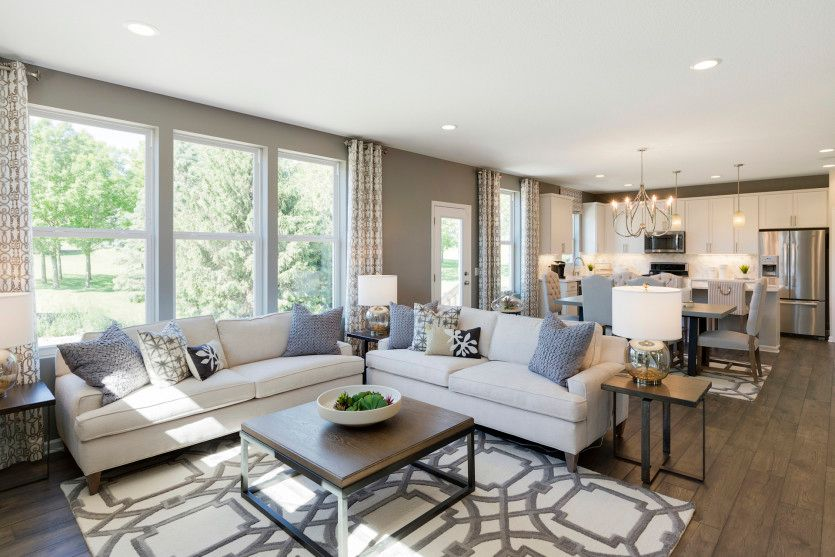 Living Area featured in the Newberry By Pulte Homes in Minneapolis-St. Paul, MN