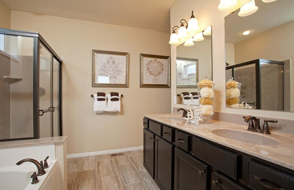 Bathroom featured in the Amberwood By Pulte Homes in Minneapolis-St. Paul, MN