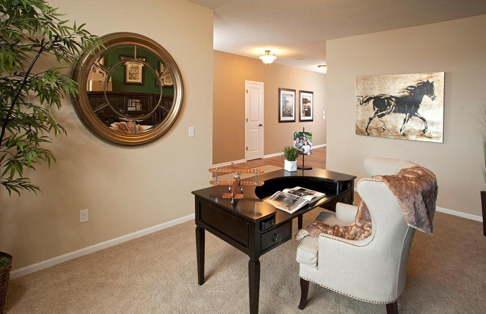 Recreation-Room-in-Amberwood-at-Greenway West - Expressions Collection-in-Plymouth