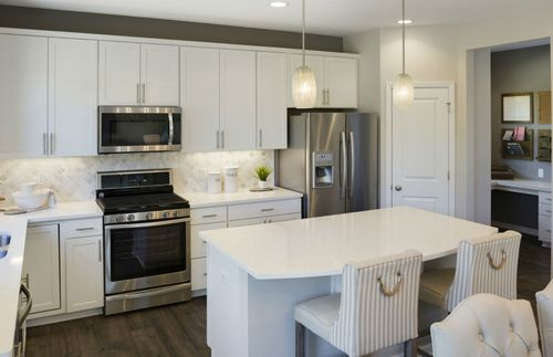 Kitchen-in-Newberry-at-Northport - Expressions Collection-in-Lake Elmo