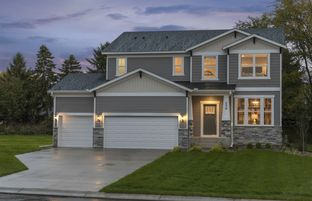 Mercer - Northport - Expressions Collection: Lake Elmo, Minnesota - Pulte Homes