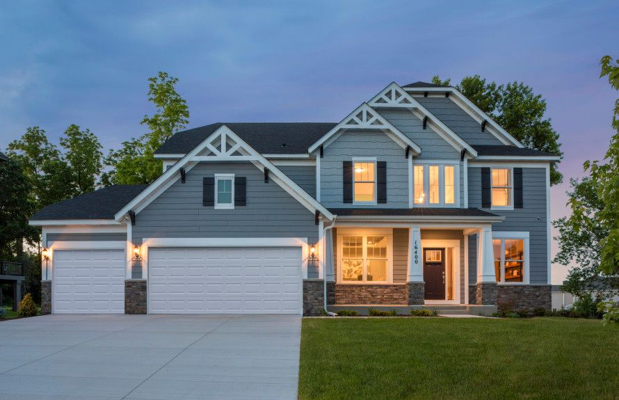 Reeder Ridge Masters Collection By Pulte Homes In Minneapolis St. Paul  Minnesota