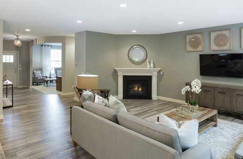 Greatroom-in-Westchester-at-Southridge- Expressions Collection-in-Woodbury